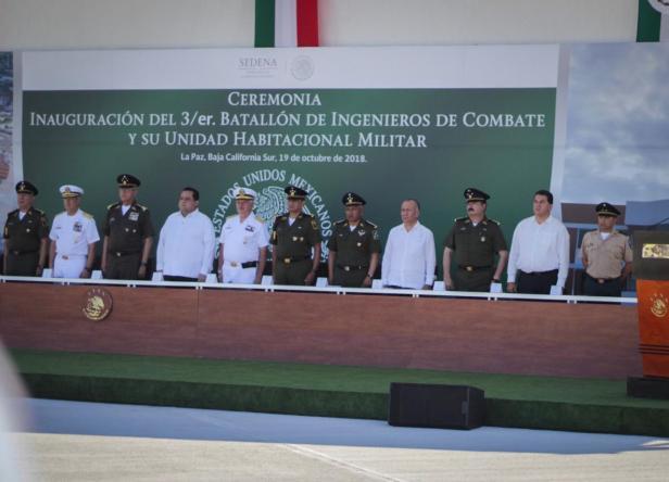 INAUGURACIÓN DE INSTALACINES DEL 3er BATALLÓN DE INGENIEROS DE COMBATE (2)