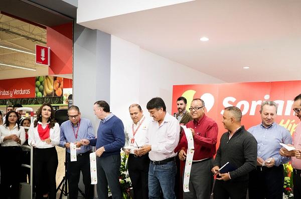 03 INICIA OPERACIONES LA TIENDA SORIANA No. 549 EN COLONIA EL CARIBE CABO SAN LUCAS