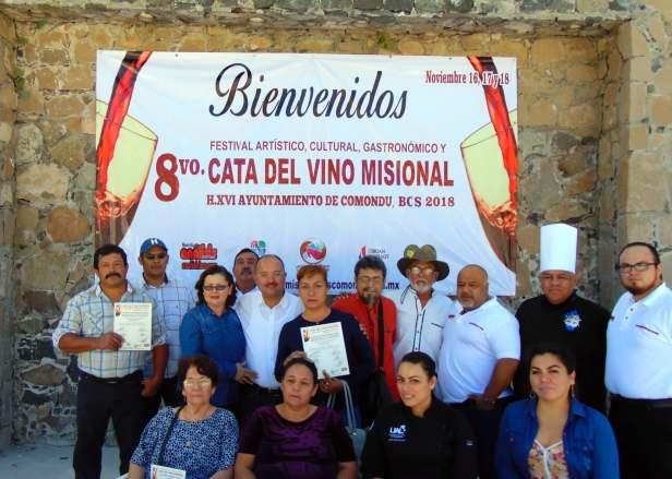Un éxito el 8°Festival Artístico, Cultural, Gastronómico y Cata del Vino Misional 2018, en San Jose de Comondú3.jpeg
