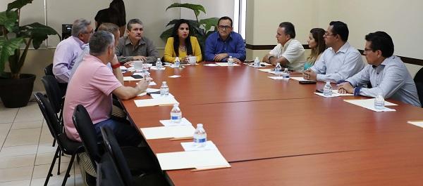 02 Expone OOMSAPAS Los Cabos proyectos de gran impacto al Consejo Coordinador de Los Cabos..