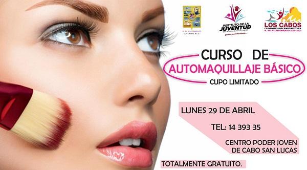 05 Instituto de la Juventud en CSL invita a participar en el Curso de Automaquillaje Básico.jpg