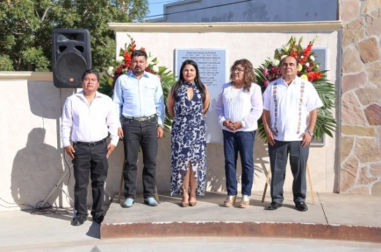 01 Reconocen y rinden homenaje a Forjadores de la Educación del Municipio de Los Cabos ....