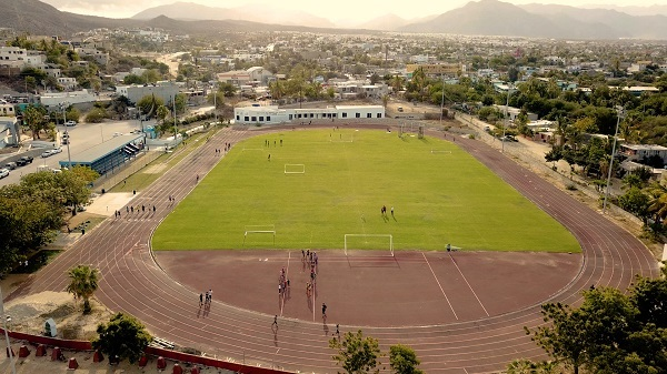 03 Reconocen deportistas apoyo del Instituto del Deporte del Municipio de Los Cab