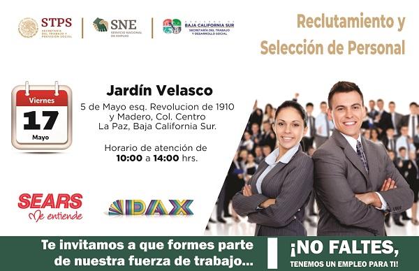 STDS_ JORNADA DE RECLUTAMIENTO