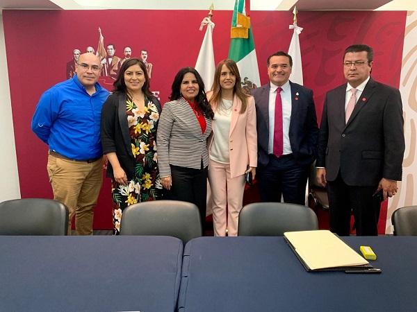01 Alcaldesa de Los Cabos participa en Conferencia Nacional de Seguridad