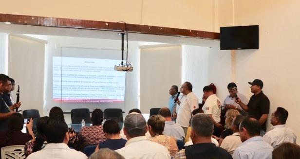 02 Consejo Delegacional de Protección Civil en Sesión permanente para la Temporada de Lluvias y Ciclones Tropicales 201.jpg