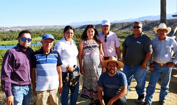 04 Importante encauzar arroyo de Santiago para beneficio de las familias- Elizabeth Álvarez