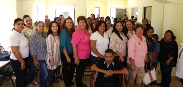 03 Clausura presidenta del DIF Los Cabos Cursos del ciclo 2018-2019 de Centros De Desarrollo1.jpeg