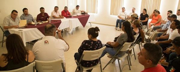 04 Comprometido con el rescate y preservación de las tradiciones Gobierno Municipal prepara las Fiestas de la Pitahaya 2019