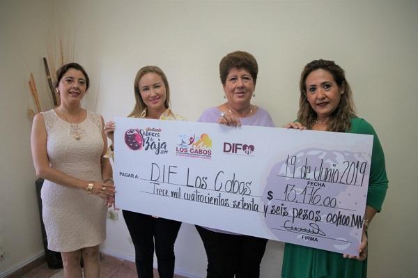 04 Sabores de Baja retribuye ganancias en beneficio de la ciudadanía