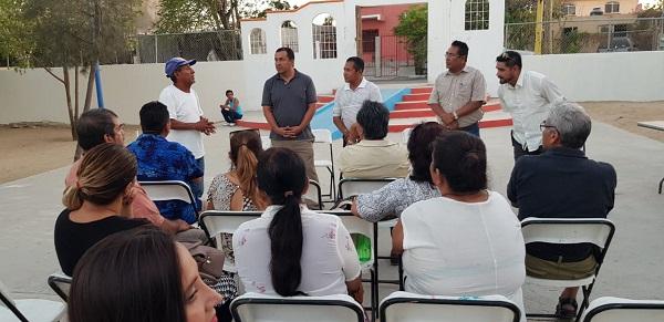04 Se realizarán Audiencia Pública y Jornada Social en el parque Manos Solidarias de Cabo San Lucas