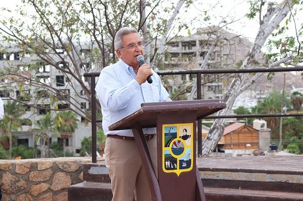 05 Se celebra Abanderamiento de servidores públicos y ciudadanía de Cabo Sn Lucas