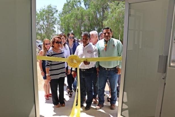 DIF rehabiliado Bahía Tortugas