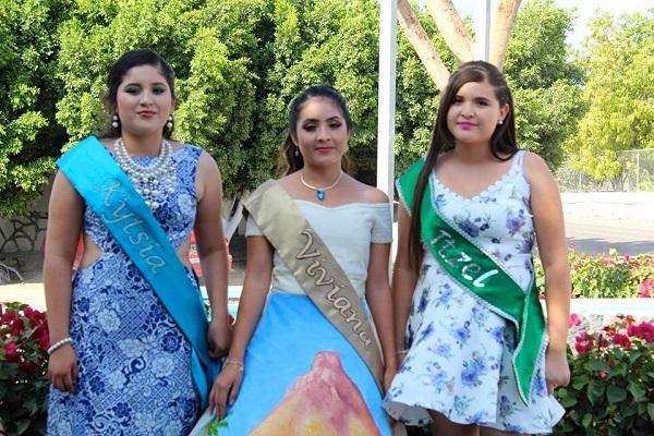 Gran presentación de de candidatas a Reina del Tricentenario de Fundación de La Purísima