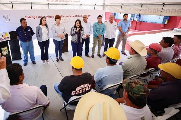 01 En Los Cabos modernizamos nuestros Rastros para producir carnes de calidad- Armida Castro
