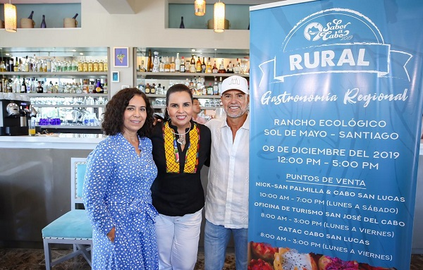 01 Afina Gobierno Municipal últimos detalles para Sabor a Cabo Rural 201