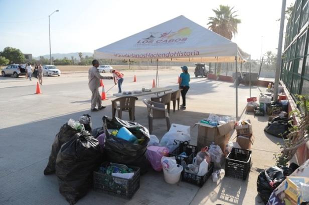 """01 Con el Programa """"Yo Reciclo"""" se han acopiado más de 24 mil kilogramos de residuos inorgánicos a un año de Gobierno,.jpg"""