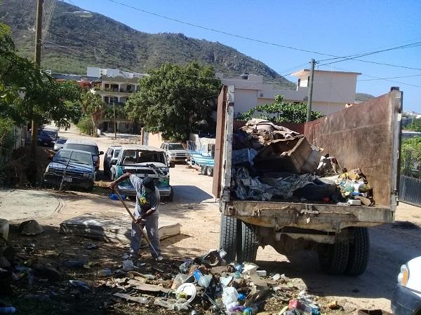 01 Más de 21 mil toneladas de basura se han retirado de las calles de Los Cabos_ durante el 1º año de Gobierno