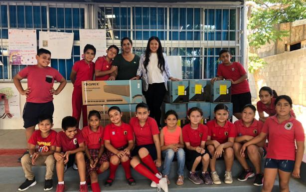 02 Cumple Gobierno Municipal con alumnado de Primaria Ricardo Flores Magón .png