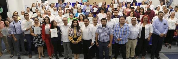 02 Durante el Primer Año de Gobierno, avanza la XIII Administración en capacitación a Servidores Públicos .jpeg