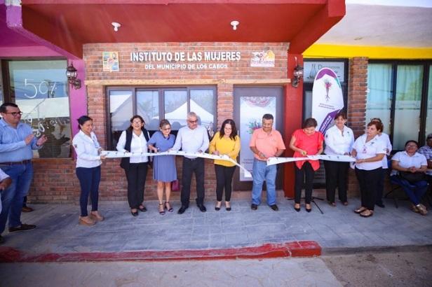 02 Inauguran oficinas de la del Instituto de las Mujeres en la delegación de Miraflores..jpeg