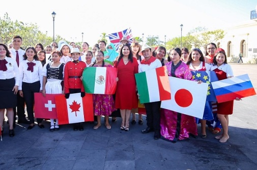 03 Conmemora XIII Ayuntamiento el 74º Aniversario de la Organización de las Naciones Unidas,