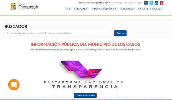 03 Por mantenimiento_ Portal de Transparencia Municipal no estará activo esta semana.jpeg