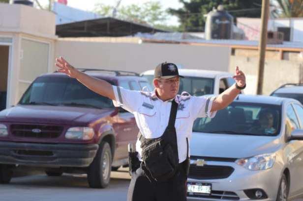 03 XIII Ayuntamiento de Los Cabos avanza en materia de Seguridad Vial, durante su primer año de Gobierno.