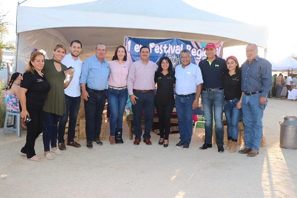 """04 Con gran éxito concluye el Primer Festival Regional """"La Choya""""."""