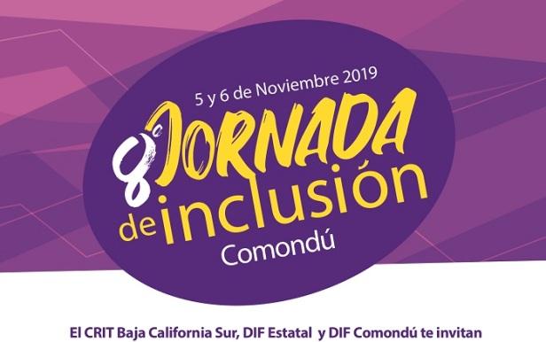 8va. Jornada de Inclusión Comondú, este 5 y 6 de noviembre.jpg