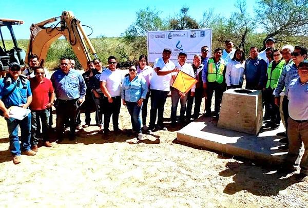 Arranca equipamiento electromecánico de pozo profundo e interconexión al acueducto de puerto Adolfo López Mateos