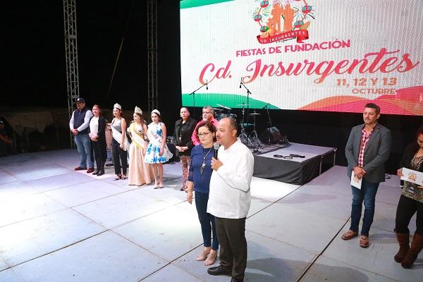 Ceremonia de Clausura 64 Aniversario de Ciudad Insurgentes1