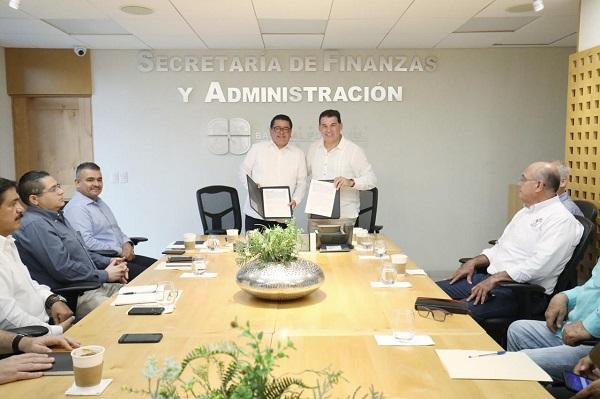 FIRMA DE CONVENIO DE COLABORACIÓN (1)