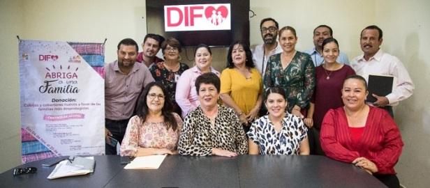 "01 Invita Gobierno Municipal a participar en campaña ""Abriga a una Familia"",.jpeg"