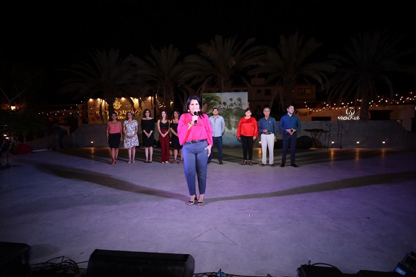 01Una vez más, Los Cabos en los ojos del mundo_ alcaldesa Armida Castro inaugura festival Life Luxe Jazz 2019.
