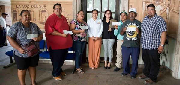 03 Apoya Gobierno Municipal a familias de La Ribera