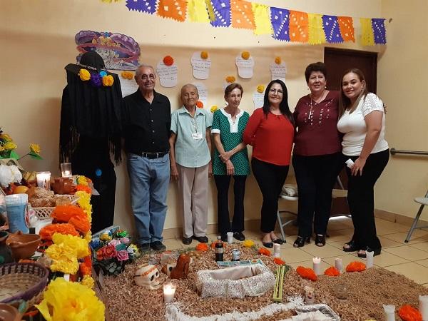 03 Incansable el trabajo del Gobierno Municipal por fomentar las Tradiciones Mexicanas y la inclusión al Adulto Mayor