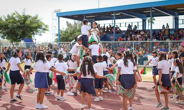 04 Listos para magno Desfile del 20 de Noviembre en Los Cabos- Instituto del Deporte
