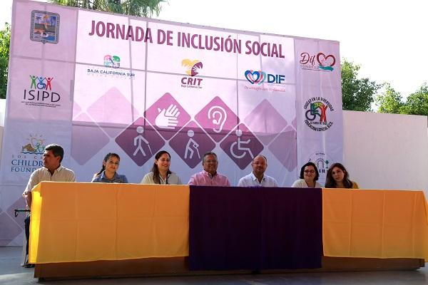 1era. Jornada de Inclusión Social en Comondú, octava en B.C.S.3