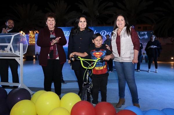 02 Familias josefinas cimbran a SJC en el festejo de Día de Reyes Magos_ cientos de familias se dieron cita con la alcaldesa, juntos haciendo historia. 5