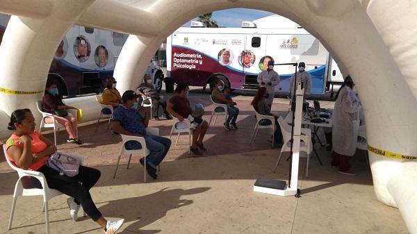 03 ¡Regresó la Caravana de Salud Municipal a las calles de Los Cabos! 1