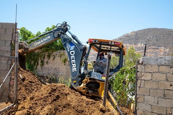 03 Concluye Oomsapas Los Cabos importante mantenimiento correctivo en la zona céntrica de CSL 3