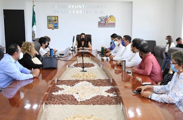01 Alcaldesa de Los Cabos presenta avances del proyecto de la nueva desaladora 5 (1)