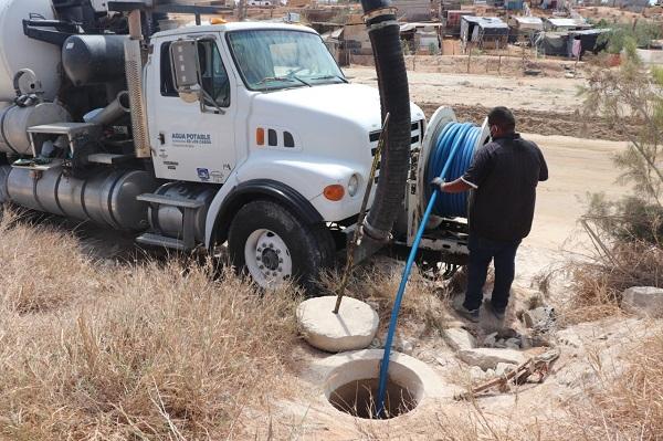 02 En beneficio de la ciudadanía, continúa Oomsapas Los Cabos trabajando para optimizar el servicio de Agua Potable 3
