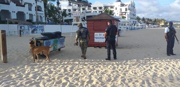 02 Este fin de semana en Los Cabos habrá Operativo de Seguridad para garantizar las disposiciones del Sector Salud
