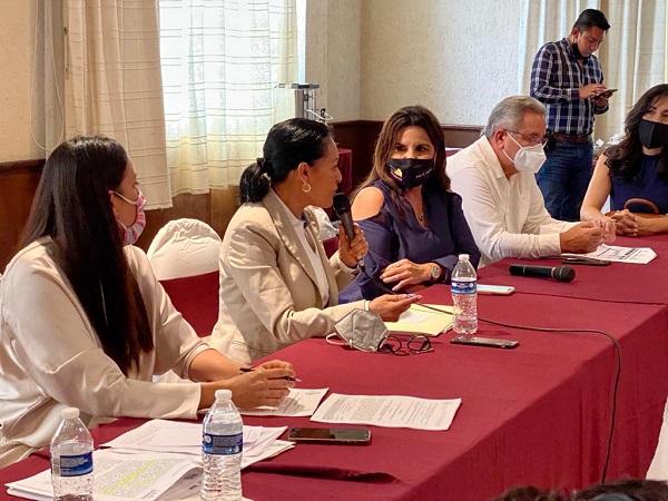 01 Cumple alcaldesa Armida Castro con el análisis del proyecto de la nueva planta desalinizadora ante el Congreso del Estado.3