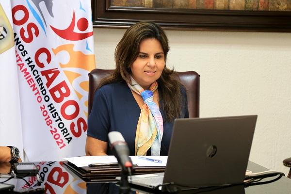 """01 Declara alcaldesa Armida Castro sesión permanente del Consejo Municipal de Protección Civil ante posibles riesgos por """"Genevieve"""""""