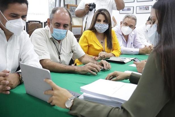 01 El Gobierno de Los Cabos da seguimiento puntual al proyecto de la nueva desaladora ante el Congreso del Estado