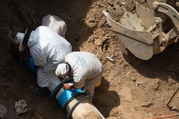 02 Garantiza Oomsapas Los Cabos distribución de Agua Potable para CSL, tras la exitosa reparación del acueducto II 3
