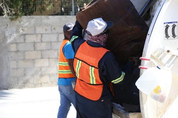 02 La eficiencia en el Servicio de Recolección de Basura es una prioridad para el Gobierno de Los Cabos 2